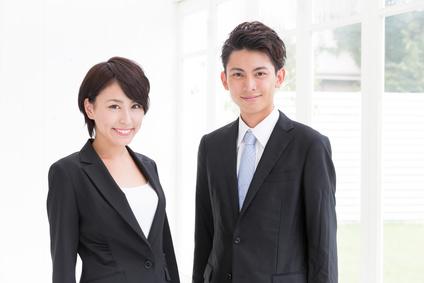 portrait of asian businessperson