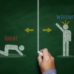 勝者と敗者